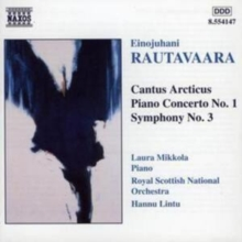 Cantus Arcticus, CD / Album