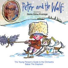 Peter And The Wolf, CD / Album