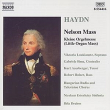 Haydn: Nelson Mass (Little Organ Mass), CD / Album