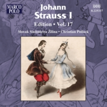 Johann Strauss I: Edition, CD / Album Cd