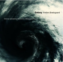 Anders Brodsgaard: Galaxy, CD / Album