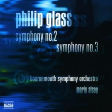 Symphony No. 2, Symphony No. 3 (Alsop, Bournemouth So), CD / Album
