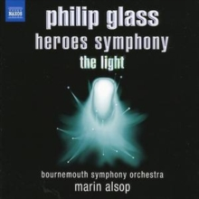Heroes Symphony, the Light (Alsop, Bournemouth So), CD / Album