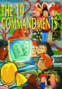 The Ten Commandments, DVD