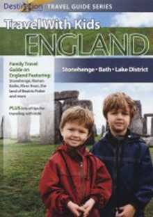 Travel With Kids: England - Stonehenge, Bath, Lake District, DVD