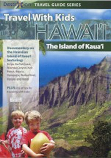 Travel With Kids: Hawaii - The Island of Kauai, DVD