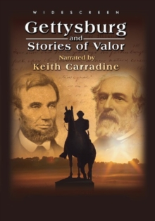 Gettysburg and Stories of Valor, DVD  DVD