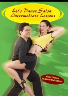 Let's Dance Salsa: Intermediate Lessons, DVD  DVD
