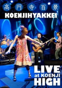 Koenjihyakkei: Live at Koenji High, DVD
