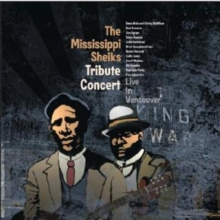The Mississippi Sheiks Tribute Concert, DVD
