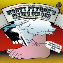 Monty Python's Flying Circus: 30 Musical Masterpieces from the Infamous Television Series, CD / Album