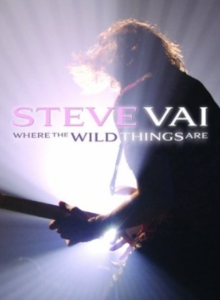 Steve Vai: Where the Wild Things Are, DVD