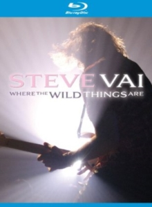 Steve Vai: Where the Wild Things Are, Blu-ray
