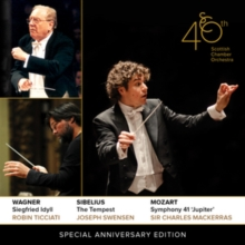 Scottish Chamber Orchestra: 40th Special Anniversary Edition, CD / Album