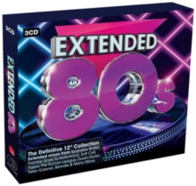 "Extended 80s: The Definitive 12"" Collection, CD / Box Set"