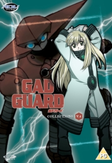 Gad Guard: Volume 4 - Collection, DVD