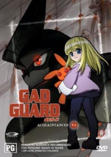 Gad Guard: Volume 5 - Acquaintances, DVD