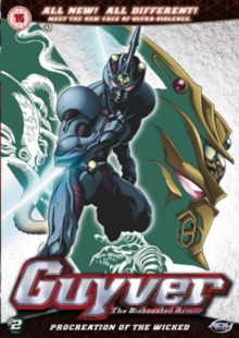 Guyver - The Bioboosted Armour: Volume 2 - Procreation of the..., DVD