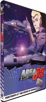 Area 88: Volume 3 - Tightrope at the Speed of Sound, DVD