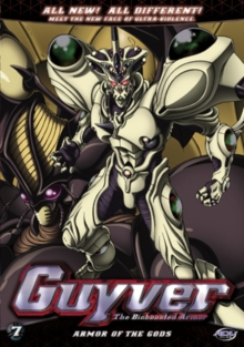 Guyver - The Bioboosted Armour: Volume 7 - Armor of the Gods, DVD
