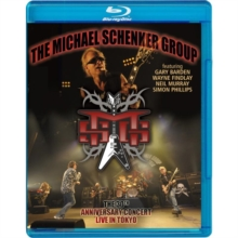 Michael Schenker Group: Live in Tokyo - 30th Anniversary Concert, Blu-ray  BluRay
