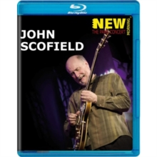 John Scofield: New Morning - The Paris Concert, Blu-ray
