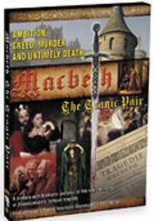 Macbeth: The Tragic Pair, DVD  DVD