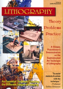 Lithography - Theory, Problems, Practice, DVD