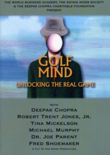Golf Mind - Unlocking the Real Game, DVD  DVD