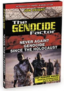 The Genocide Factor: Never Again? - Genocide Since the Holocaust, DVD