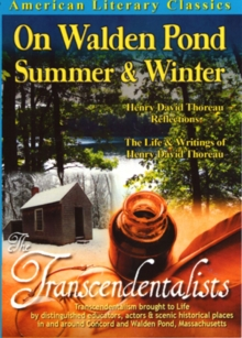 The Transcendentalists: On Walden Pond - Summer and Winter, DVD