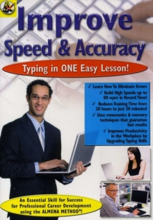 Improve Speed and Accuracy - Typing in One Easy Lesson, DVD