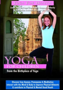 Yoga for Children, DVD  DVD