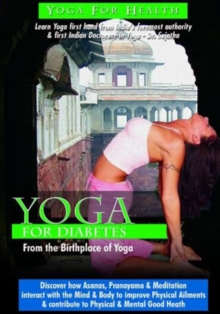Yoga for Diabetes, DVD