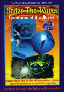 Under the Waves: Creatures of the Abyss, DVD