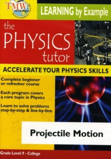 Physics Tutor: Projectile Motion, DVD