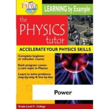 Physics Tutor: Power, DVD