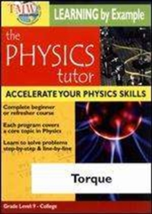 Physics Tutor: Torque, DVD