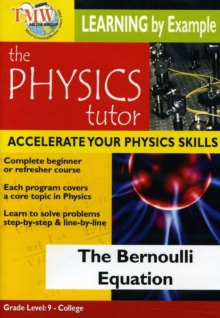 Physics Tutor: The Bernoulli Equation, DVD