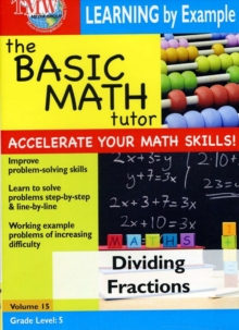 Basic Math Tutor: Dividing Fractions, DVD DVD