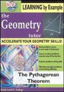 Geometry Tutor: The Pythagorean Theorem, DVD