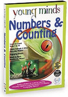 Young Minds: Numbers and Counting, DVD