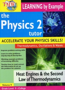 Physics Tutor 2: Heat Engines and the Second Law Of..., DVD