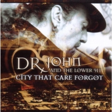 City That Care Forgot, CD / Album