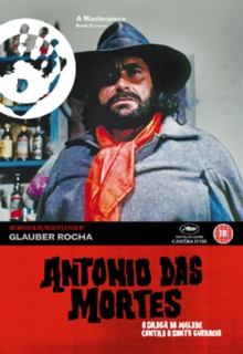 Antonio Das Mortes, DVD