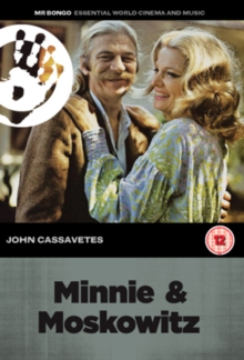 Minnie and Moskowitz, DVD
