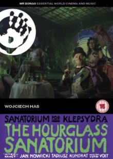 The Hourglass Sanatorium, DVD