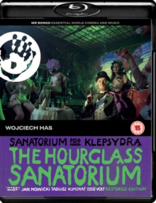 The Hourglass Sanatorium, Blu-ray