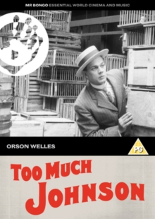 Too Much Johnson, DVD  DVD