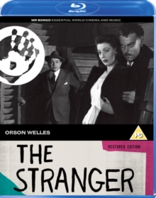 The Stranger, Blu-ray